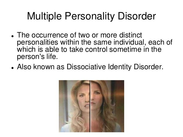 a comparison between thigpen and cleckley s A case of multiple personality by thigpen and cleckley (1954) aim to document  a case of multiple personality disorder design case study participant a 25.