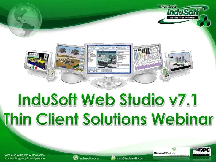 Server   Thin ClientInstallation       Software License                 Not required       Product (IWS)                  ...