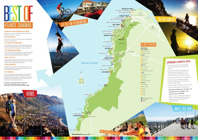 Things to do in Cape Town - Detailed Maps