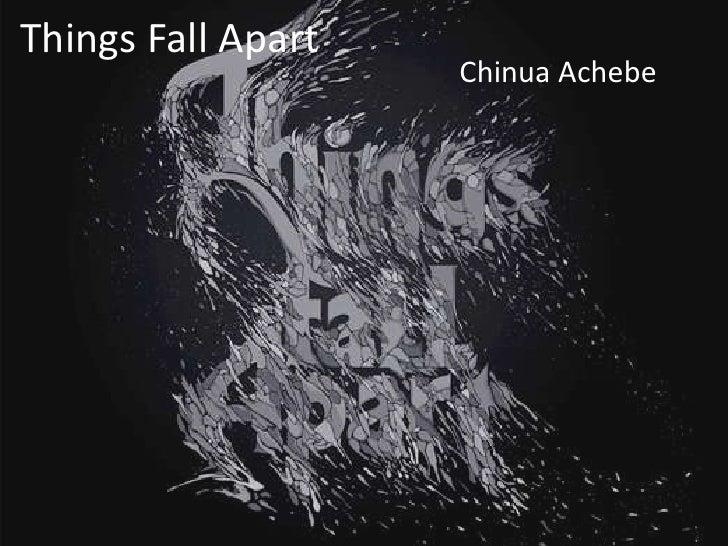 Things Fall Apart by Danielle VanLeuven