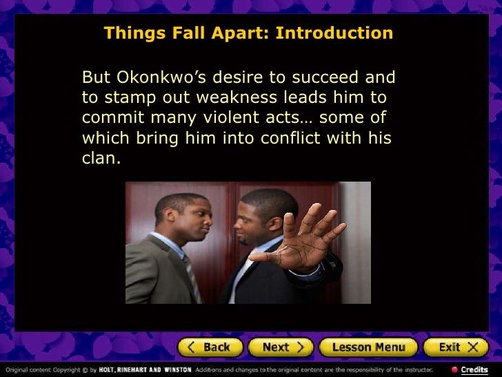 """Women, Colonization and Cultural Change in """"Things Fall Apart"""" by Chinua Achebe"""