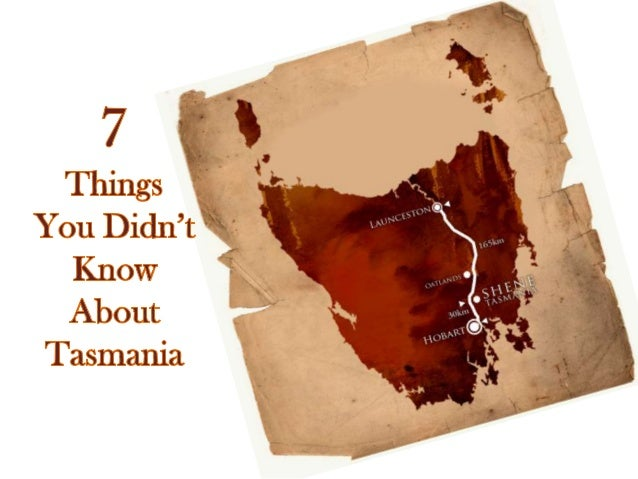 The Tasmanian island-state of Australia hides various unfolded facts and mysteries within its vast boundaries. Here's an a...