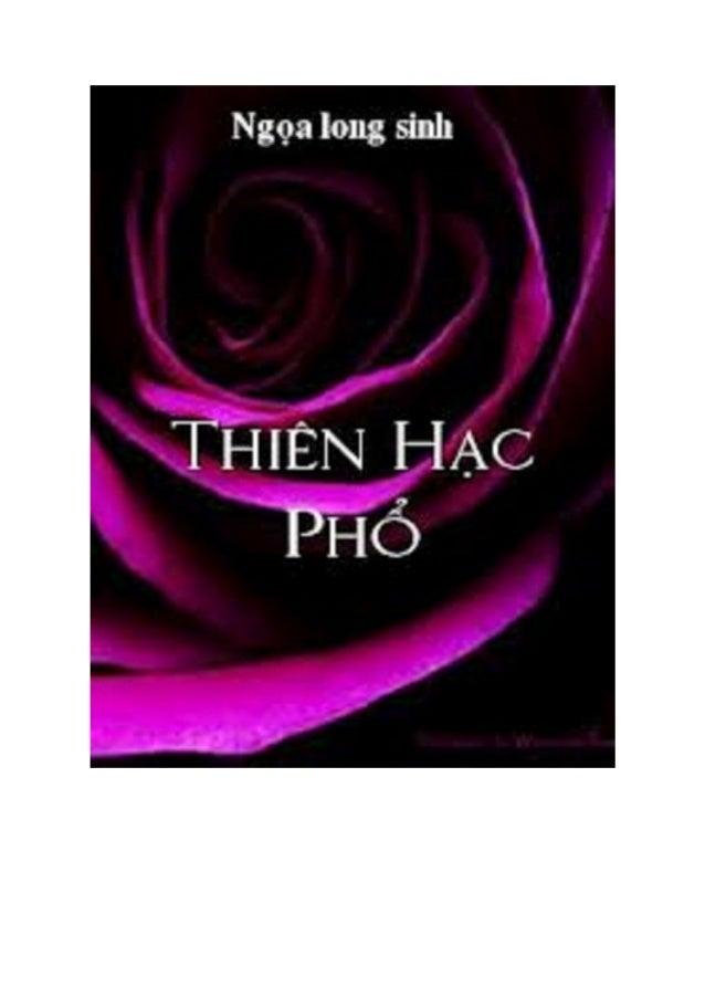 Thông tin ebook Tên Sách: Thiên Hạc Phổ Tác giả: Ngọa Long Sinh Thể loại: Kiếm hiệp Nhà xuất bản: văn học 123456sdv Lời ph...