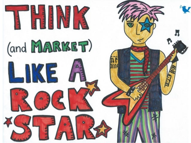 """Mack Collier, author of """"Think Like a Rock Star"""""""