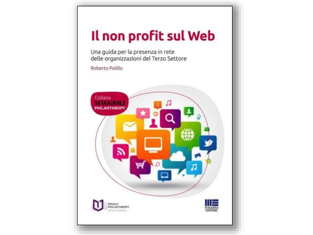 """Presentazione del libro """"Il non profit sul Web"""""""