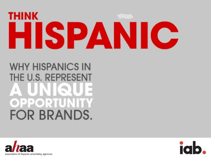 Think #Hispanic