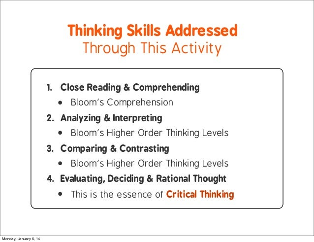 Mcgraw-hill higher education critical thinking