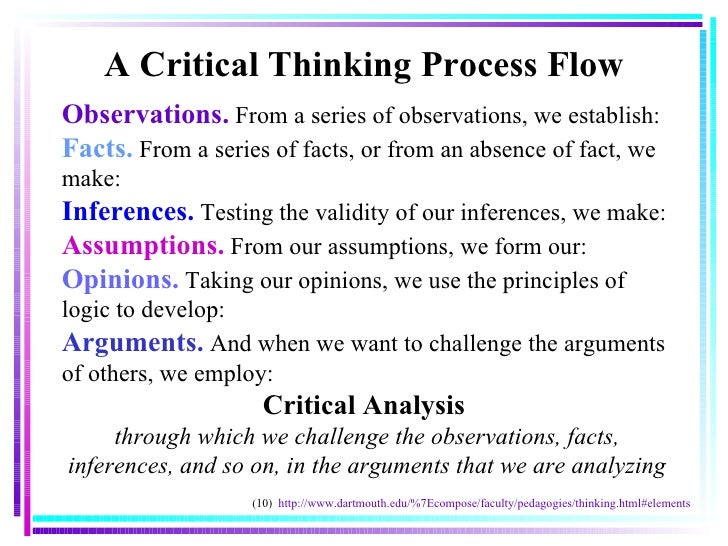 critical thinking concepts and tools by richard paul and linda elder • richard paul and linda elder miniature guide to critical thinking concepts and tools ( dillon beach, ca: foundation for critical thinking, 2004.