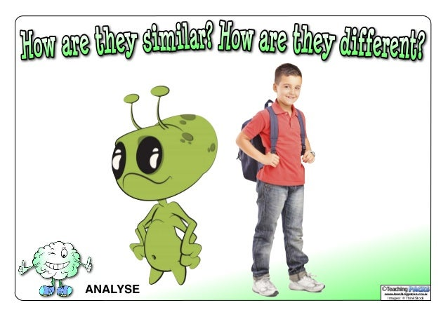 ANALYSE www.teachingpacks.co.uk Images: © ThinkStock ©