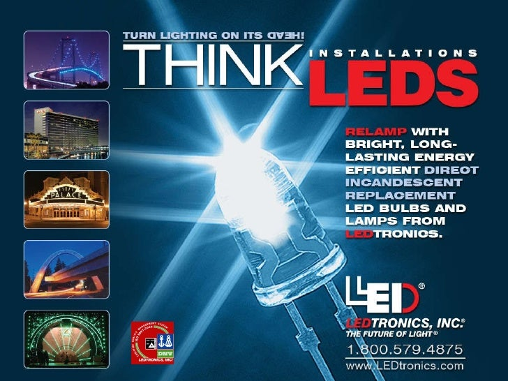 Think Led Applications Overview Feb 20 2009