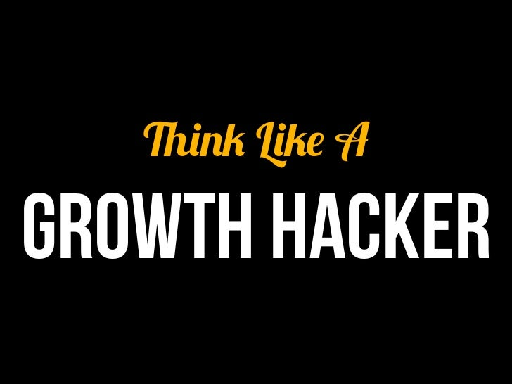 Think Like A 