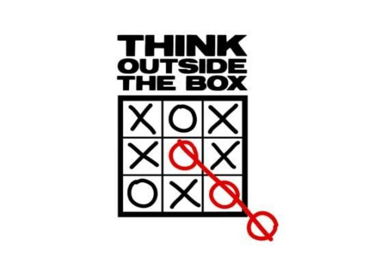 Think Outside The Box 170411