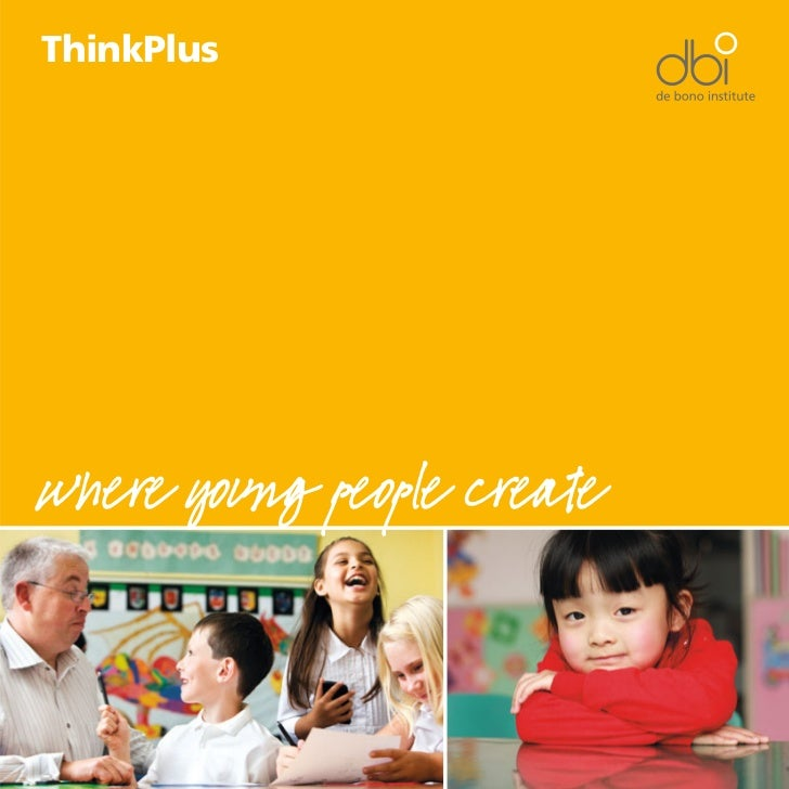 Thinkplus Booklet