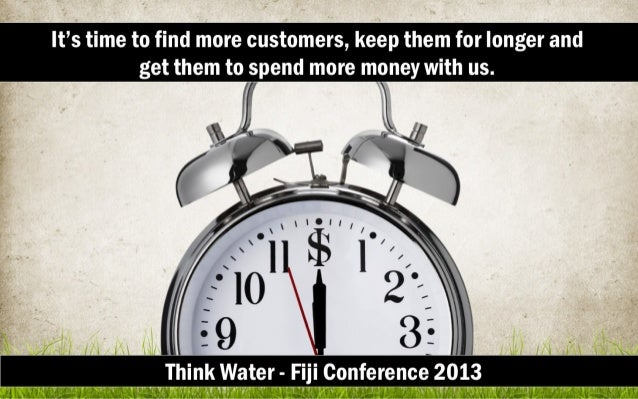 Think Water Conference - Fiji 2013