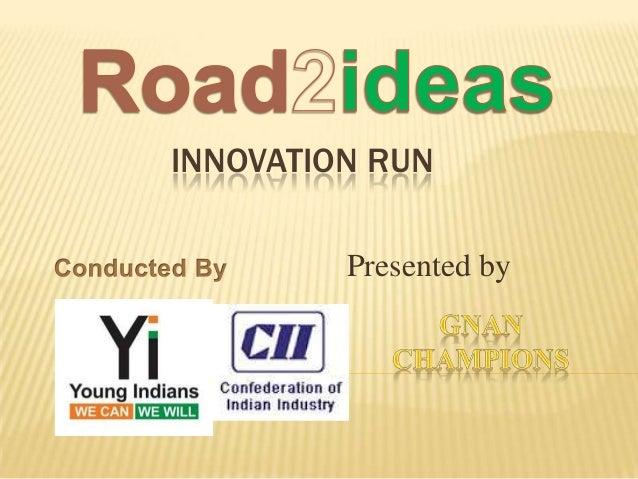 Third innovator