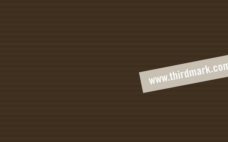 Thirdmark /// Studios