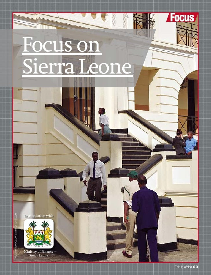 CountryFactor.com - This is Sierra Leone.