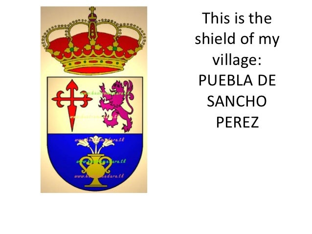 This is the shield of my village