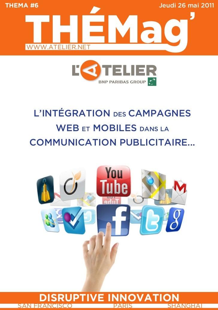 La communication à l'ère de la publicité mobile & vidéo