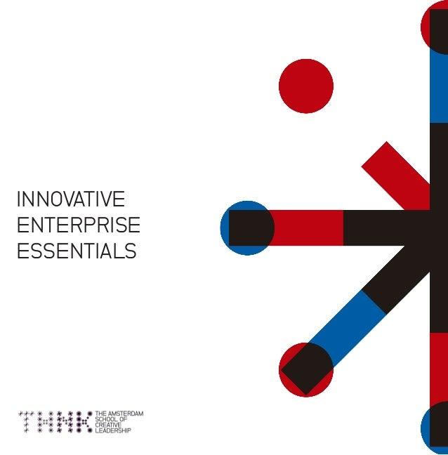 THNK innovative enterprise essentials