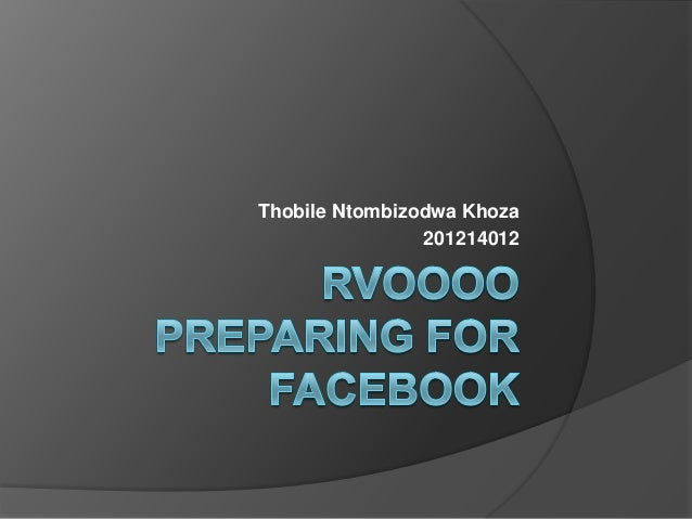 preparing kids for facebook