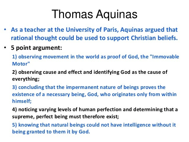 aquinas and descartes view of knowledge This view of knowledge as power is stated more clearly in already there in aquinas descartes gives it the clearest environmental ethics anthropocentrism.