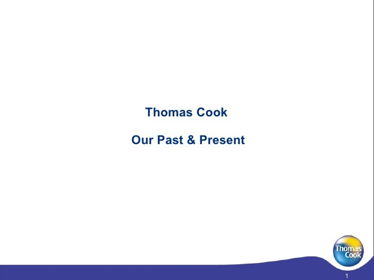 Thomascook story