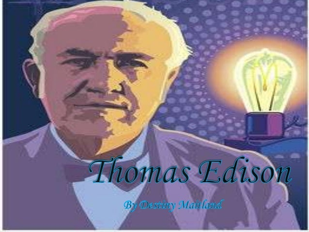  Thomas Edison was born on February 11,  1847.  He was born in Milan, New Jersey in the  United States of America