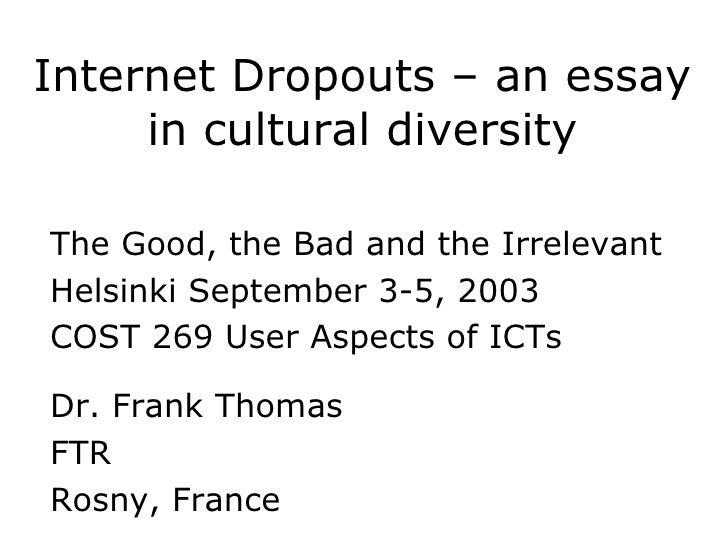 Internet Dropouts