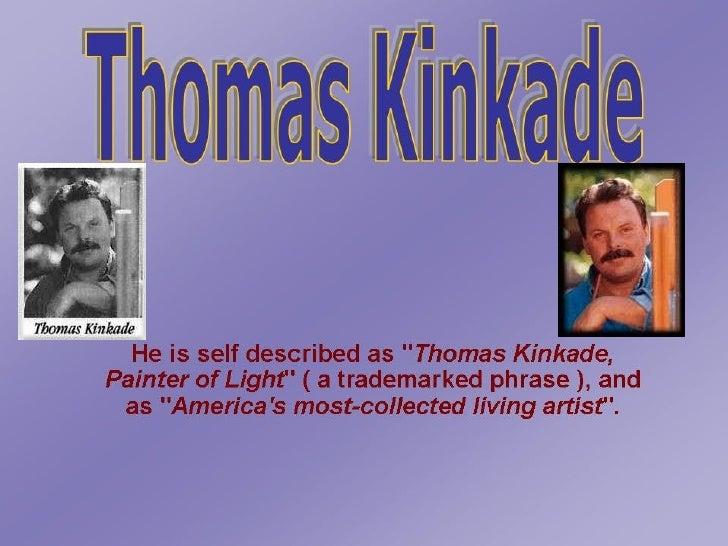 Thomas kinkade ii