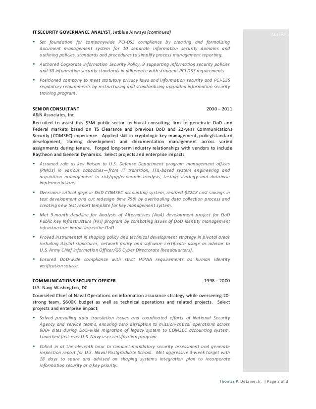 information security resume school security officer resume sales ...