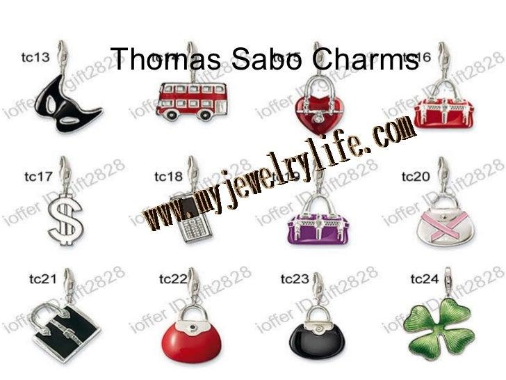 Thomas Sabo Charms www.myjewelrylife.com