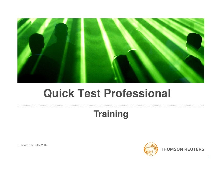 Amarendra Kumar Kothuru                                          Quick Test Professional                                  ...