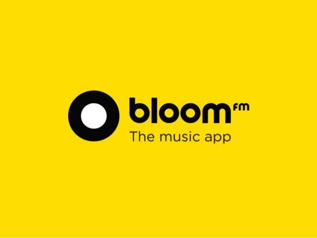 Thong Nguyen   Bloom.fm  Music 4.5 The Music In-app Economy