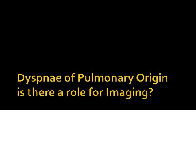 Thorax cardio adult dyspnea imaging g ferretti