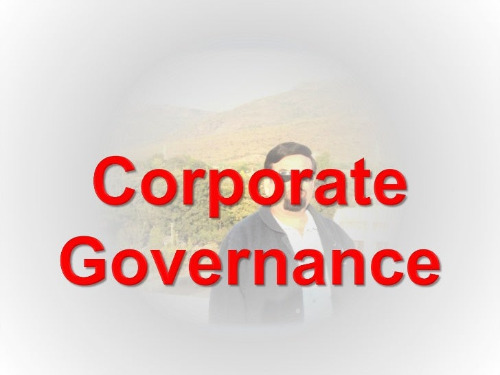 thesis corporate governance banks Central to corporate governance  the purpose of corporate governance is to protect shareholders' rights and interests and to ensure that corporate  thesis.