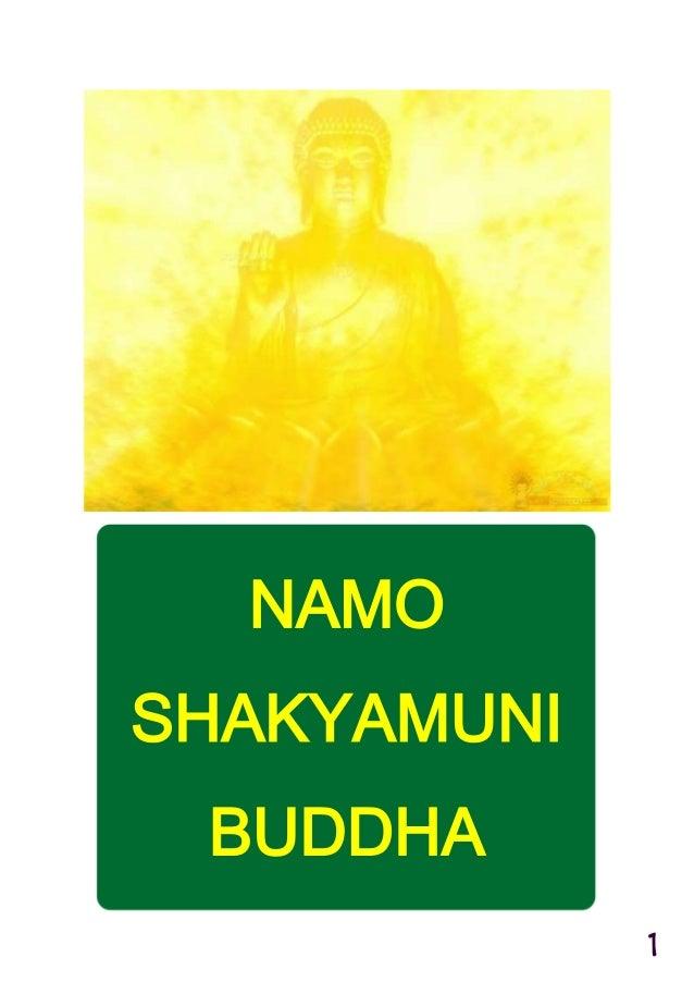 1 NAMO SHAKYAMUNI BUDDHA