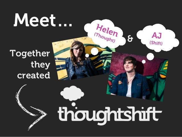 ThoughtShift Startup Story