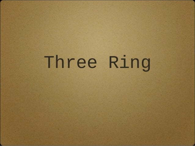 Three Ring Directions