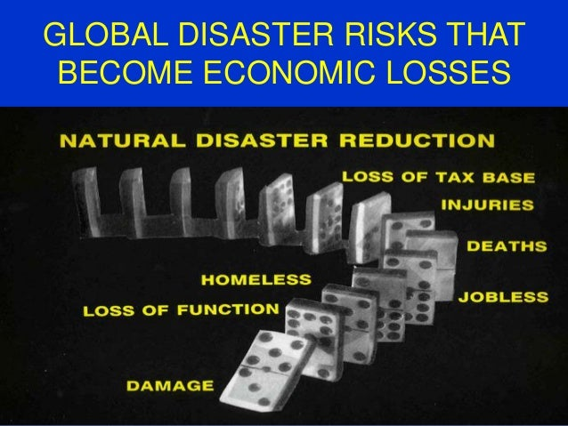 THREE STEPS TOWARDS GLOBAL DISASTER RESILIENCE in 2014