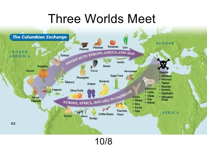 Three Worlds Meet 10/8