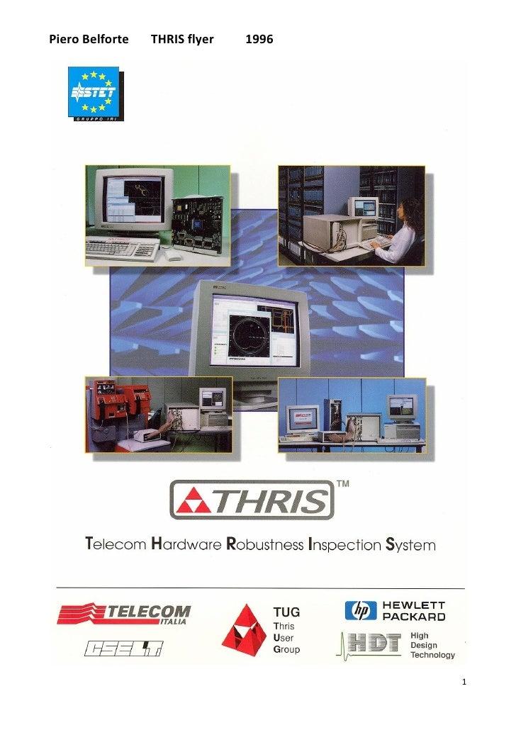 Thris Flyer 1996
