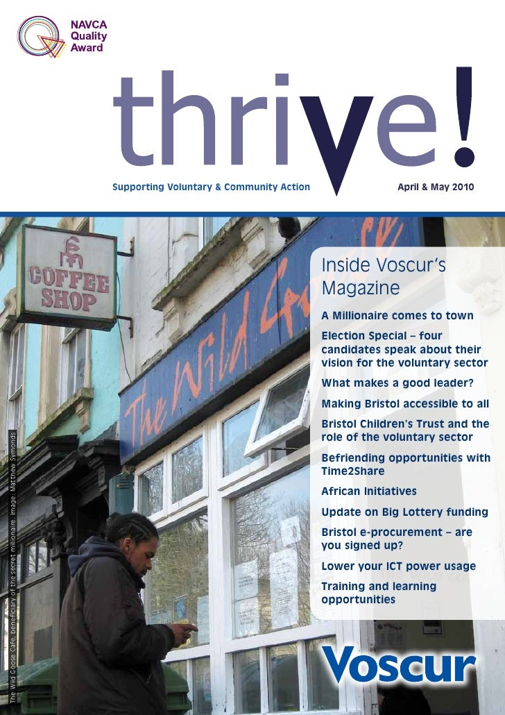 Thrive april may 2010