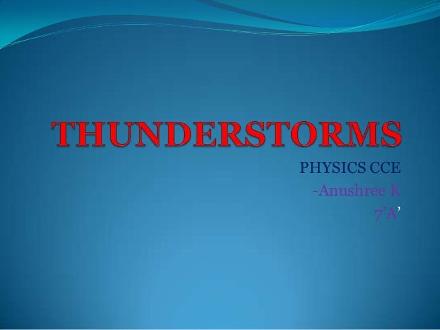 PHYSICS CCE -Anushree K         7'A'