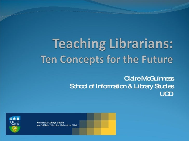 Teaching Librarians