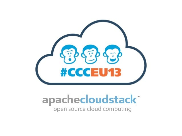 CloudStack Collaboration Conference Kickoff (Thursday)