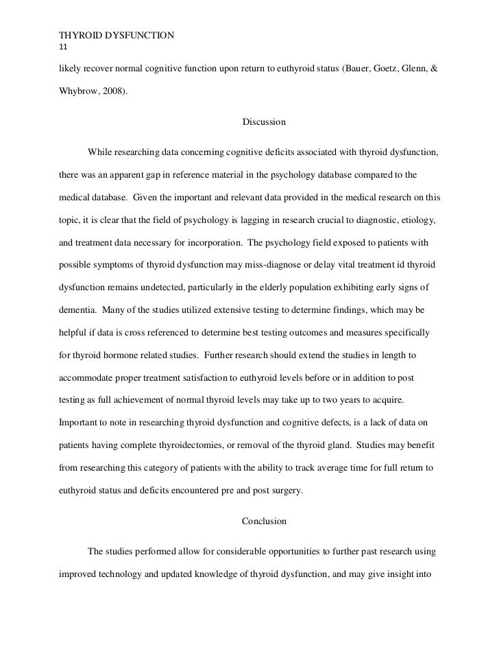 Wat would a normal term paper look like?