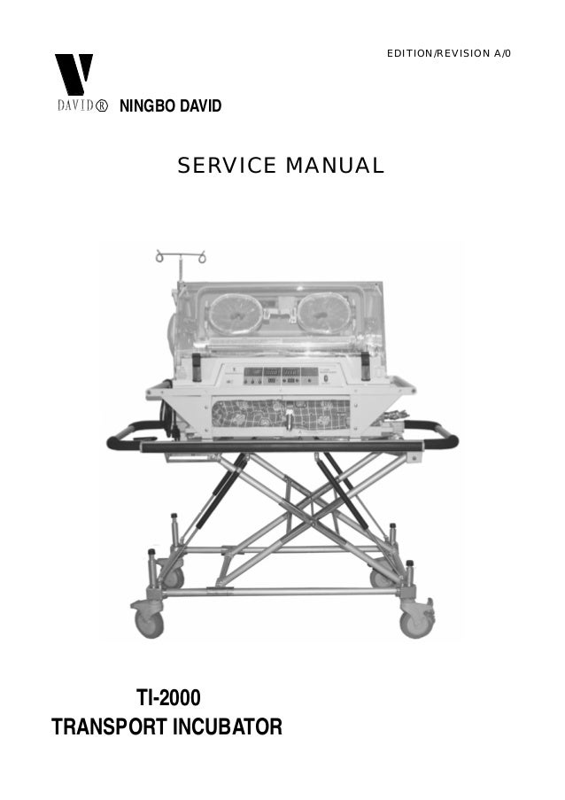 Ti 2000 manual de servicio