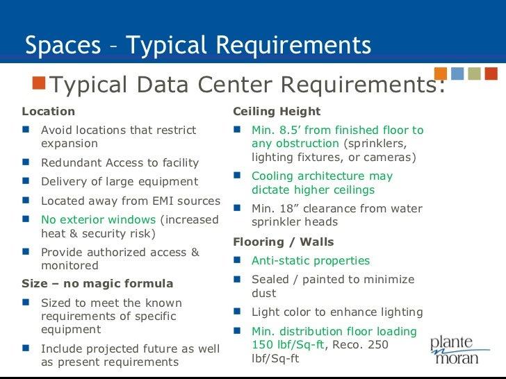 Tia 942 Data Center Standards