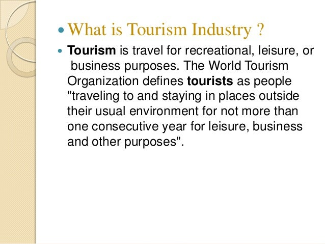 Emerging Trends in Hospitality Industry